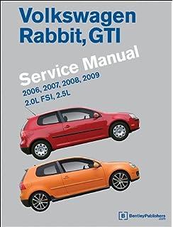 Volkswagen passat 2006 2007 2008 2009 includes wagon repair volkswagen rabbit gti a5 service manual 2006 2007 2008 fandeluxe Image collections