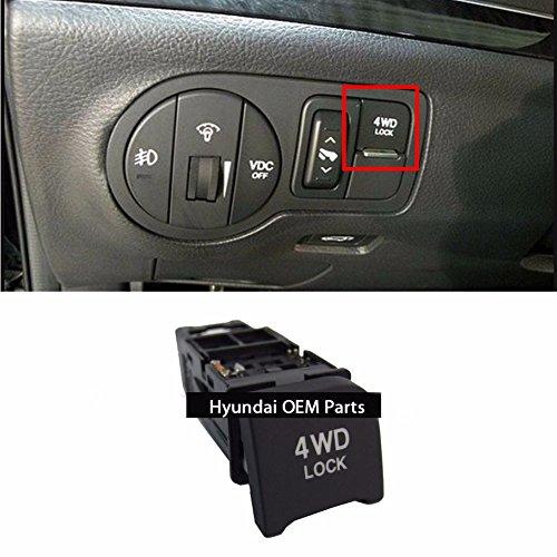 Price comparison product image 4WD TOD LOCK Switch Assy For Hyundai 2007-15 Veracruz ix55 OEM Parts