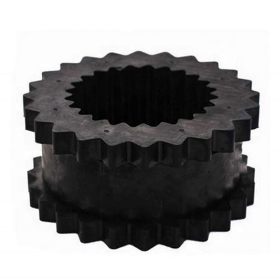 1613949900 Rubber Gear Flex Coupling Element Kit for Atlas Copco Screw Air Compressor Part GA90 2903101701 by FILME