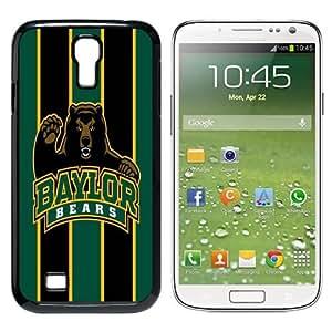 NCAA Baylor Bears Samsung Galaxy S4 Case Cover
