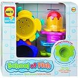 ALEX Toys Rub a Dub School Of Fish