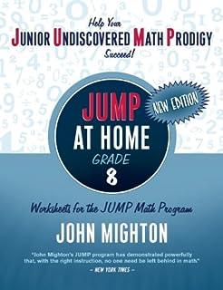 math worksheet : amazon  jump at home grade 6 worksheets for the jump math  : Jump Math Grade 6 Worksheets