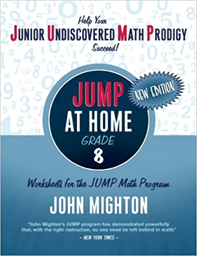 Amazon.com: JUMP at Home Grade 8: Worksheets for the JUMP Math ...
