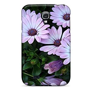 First-class Case Cover For Galaxy S4 Dual Protection Cover Anemone Hdtv 1080p