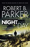 Front cover for the book Night and Day by Robert B. Parker