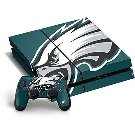 Amazon.com: NFL Philadelphia Eagles PS4 Horizontal Bundle Skin ...