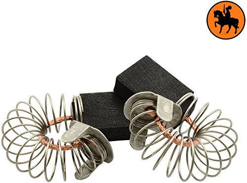 Buildalot Specialty Carbon Brushes 0973_Ridgid_300/35 for Ridgid Tapper 300/35 - With Spring, Cable and Connector