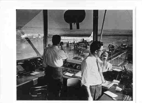 Photo of Air Traffic Control Tower Airport c1
