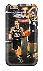 san antonio spurs basketball nba (30) NBA Sports & Colleges colorful iPhone 6 cases