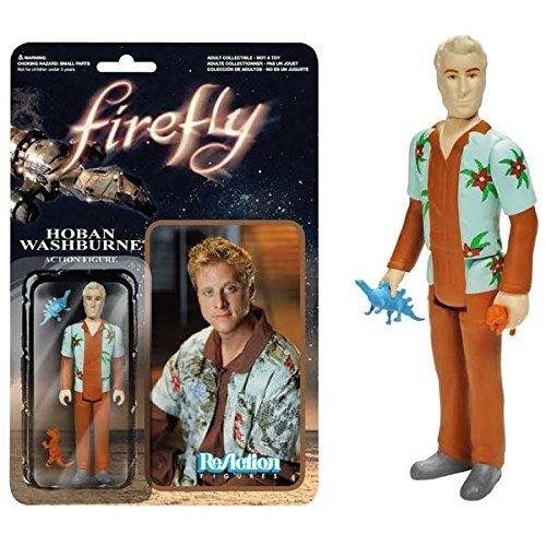 Funko Firefly Hoban Washburne ReAction Figure