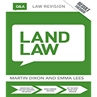 Q&A Land Law (Questions and Answers)