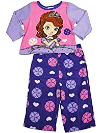 Baby Girls Long Sleeve Sofia The First Pajamas