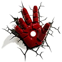 3DLightFX Marvel Avengers Iron Man Hand 3D Deco Light