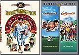 Caddyshack Rodney Dangerfield & Caddyshack 2 + Back to School Classic Comedies Bundle DVD 3 Movie Set