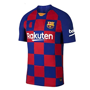 Camiseta de fútbol para Adultos, diseño de Barcelona Blue Adult ...