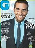 GQ Magazine (Jan 2014) Bradley Cooper - American Hustle