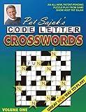 Pat Sajak's Code Letter Crosswords, Pat Sajak, 1572439238