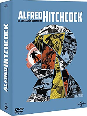 Pack Alfred Hitchcock: 14 Películas [DVD]: Amazon.es: James ...