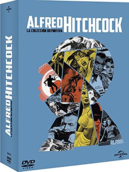 Pack Alfred Hitchcock: 14 Películas [DVD]: Amazon.es: James ...