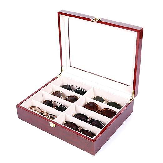 Yamyannie - Caja para Gafas de Sol: Amazon.es: Hogar