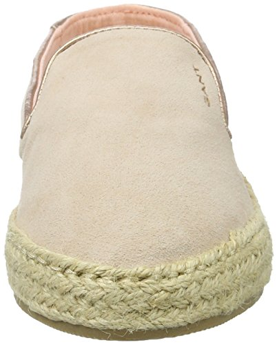 Pink Gant Dusty Femme Chaussons Pink Krista Bas wqAY6