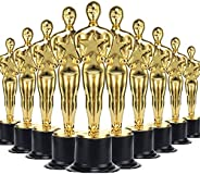 36 Pack Gold Award Trophies Party Favors,Gold Oscar Trophy for Award Ceremony,Theme Party,Birthday Party,Movie