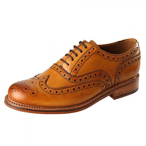Grenson , Chaussures de ville à lacets pour homme Marron Brun