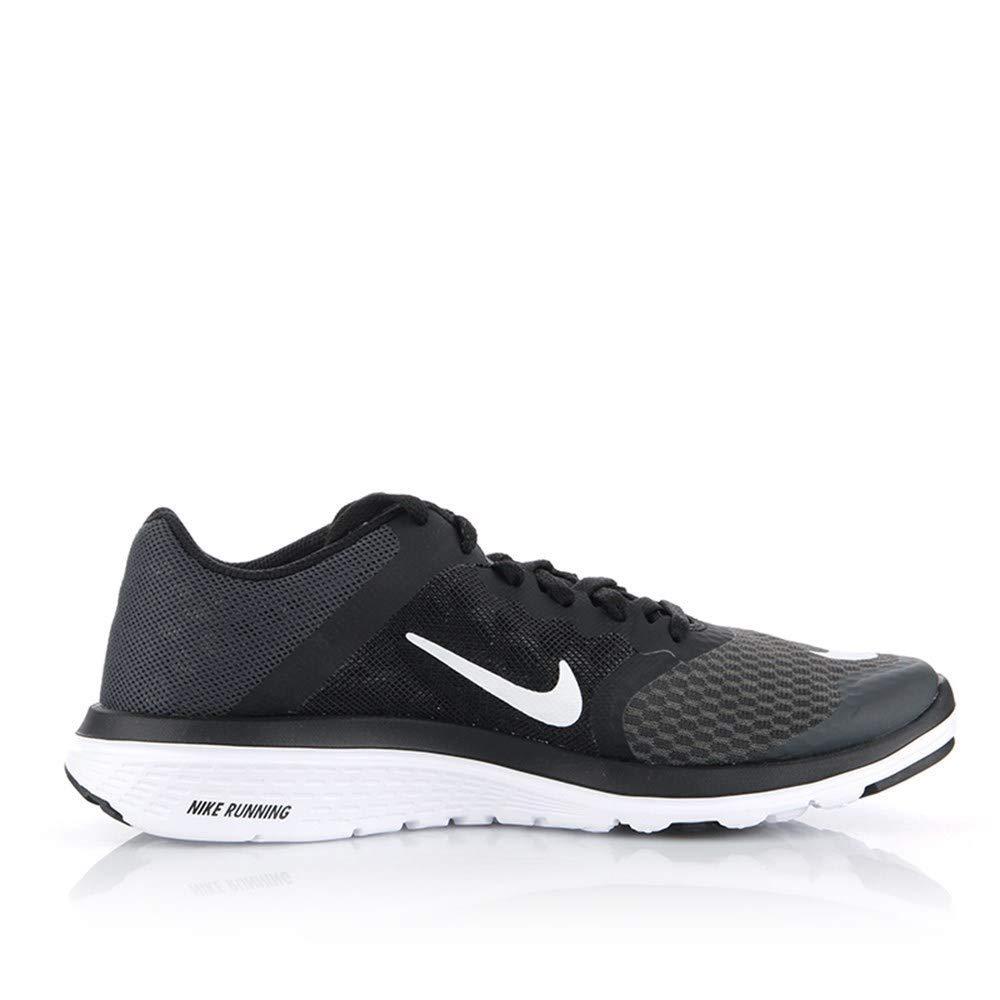 new products 1f193 f776a Nike FS Lite Run 3 Premium Womens Running Shoes (7.5 B(M) US, Black/Fierce  Purple/Clear Jade/White)