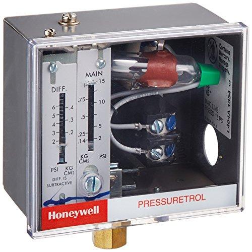 Honeywell L404F1060 Steam Pressure