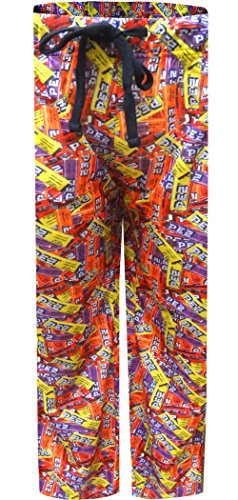 Fun Down Under Pez Candy Packs colorful Lounge Pants For Men big discount