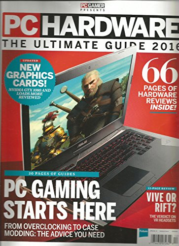 PC HARDWARE MAGAZINE SPECIAL 12 THE ULTIMATE GUIDE 2016 (Hardware Generic)