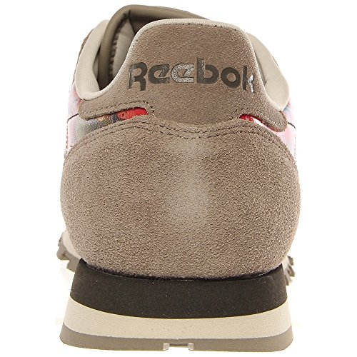 Reebok Mens Cl Lthr R12 Spets-up Mode Sneaker Miami