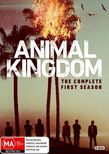 DVD : Animal Kingdom Series 1 | 3 Discs | NON-USA Format | PAL | Region 4 Import - Australia