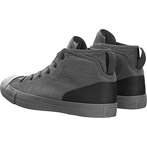 Converse Chuck Taylor All-stars Syde Straat Mid Antraciet / Antraciet