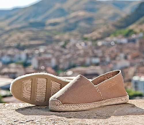 Women's Espadrilles in Jute Spain Made DIEGOS Men's Hand OUEqxcAw