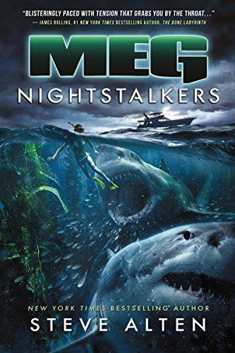 MEG: Nightstalkers (The Best Looking Vagina Ever)