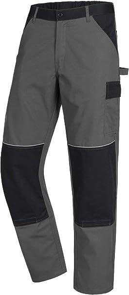 Arbeitshosen kurz f/ür Herren /& Damen Blau Nitras Motion Tex Light Arbeitshose kurz Arbeitskleidung Bundhose Schutzhose