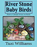 River Stone Baby Birds: Paint a Colorful Aviary on Rocks