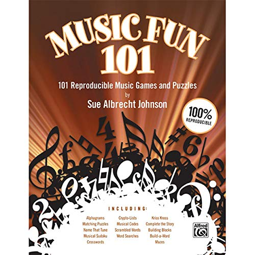 Music Fun 101 by Alfred Music