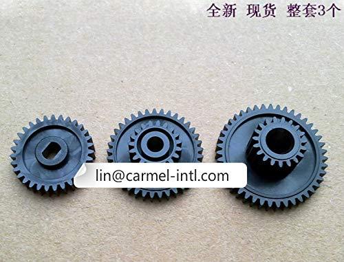 Printer Parts 3pcs per/1set for GP-58130MI 347 Gear with 3 pcs GP-58130MI 347 Gear with 3 pcs per Set for Thermal Receipt Printer