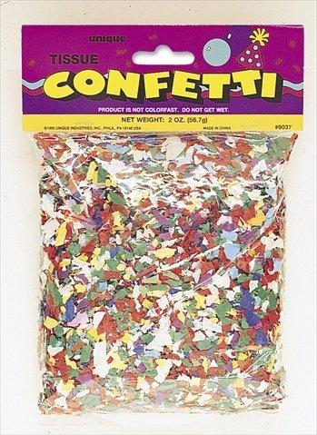 Tissue Confetti (Multi-colored) Party