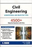 Civil Engineering (Objective Type), 4/E