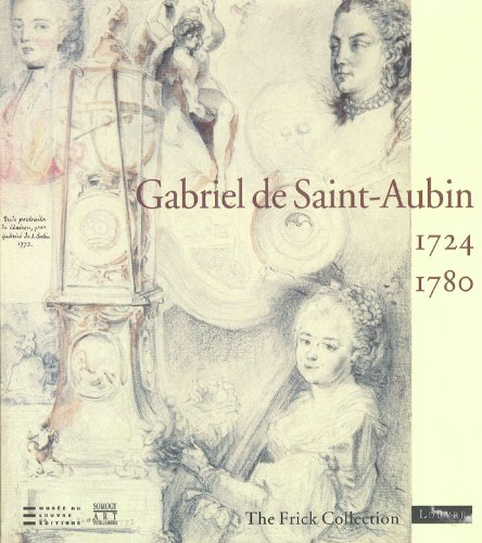 Gabriel De Saint : Aubin 1724-1780