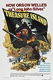 Treasure Island Poster C 27x40 Bobby Driscoll Robert Newton Basil Sydney