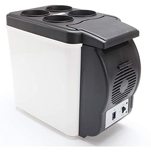 YSYW Refrigerador del Coche Congelador Pequeño del Refrigerador ...