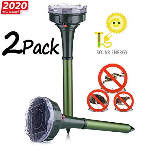 Dekugaa Solar Snake Repellent