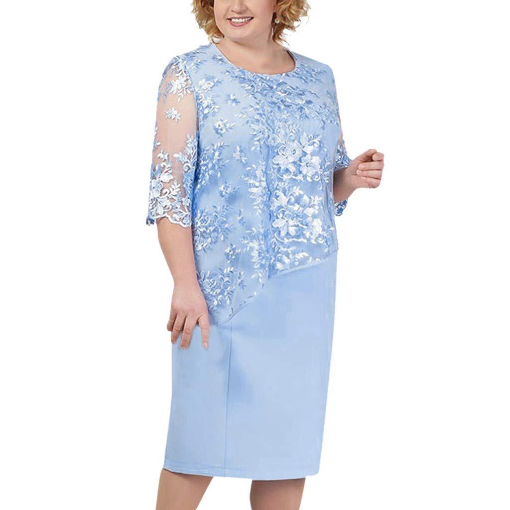 Amazon.com: Toimothcn Women Elegant Sequin Wedding Dress ...
