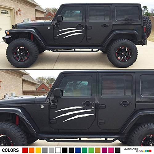 2x-Door-Scratches-Decal-Sticker-Vinyl-Compatible-with-Jeep-Wrangler-JK-Unlimited-Sahara
