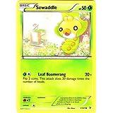 Pokemon - Sewaddle (1) - BW - Noble Victories