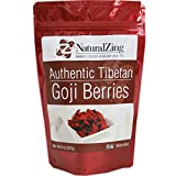 Authentic Tibetan Goji Berries (Raw, Wildcrafted) 8 oz Review